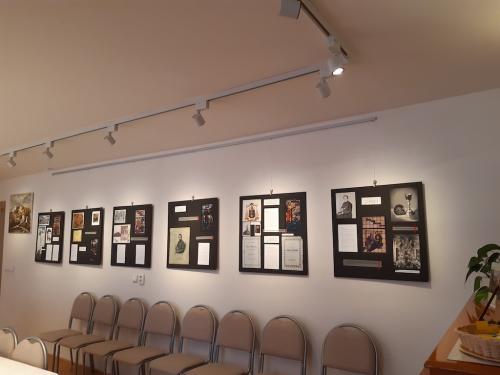 14. panely o zivote sv.JNN v galerii