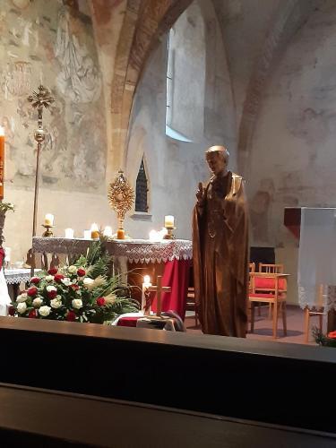 Pouť k sv. Janu N. Neumannovi